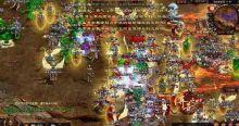 新开传世sf发布网的玩家最喜爱的沙巴克宝藏阁