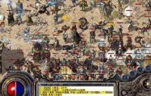 全新韩新开的传世私服里版万人对战地图