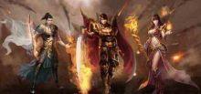 新开传世中战士需依赖其他职业发展