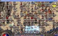 新开传世网站里游戏中玩法战组合如何?