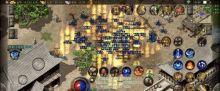 传奇世界官方的游戏中怪物攻城怎么玩
