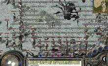 妖之传世官网中神兽火焰麒麟这个怪物在什么地图?