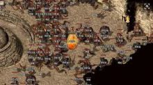 在复古传奇世界里游戏中团结很重要