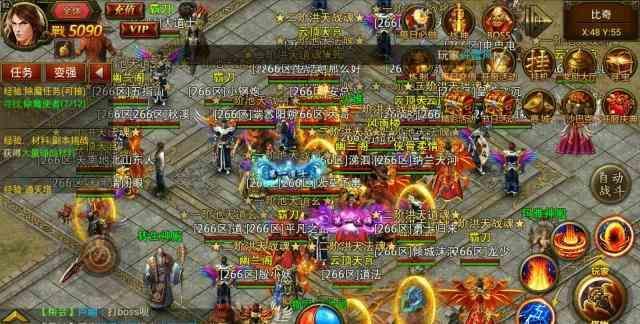 变态传世的游戏通天之塔玩法 变态传世 第1张
