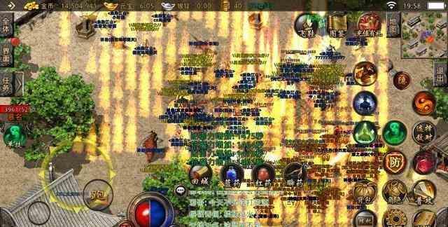 超级变态传世中游戏中并不是战士职业独大 超级变态传世 第1张