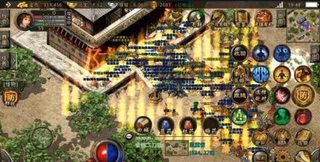 传世变态私服中新手玩家玩战士的一些错误操作 传世变态私服 第2张